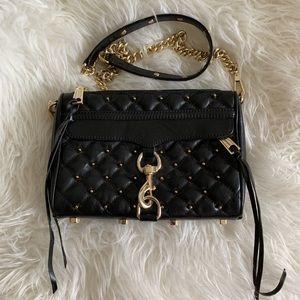 Rebecca Minkoff Mini MAC Studded Crossbody Bag